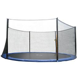 ExacMe 14' FT Trampoline Replacement Outer Enclosure Net 6 P