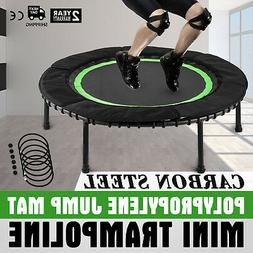 "40"" Mini Trampoline Safety Bungee Cover In-Home Durable Trai"