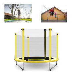 """Hot Portable Round Outdoor Trampoline  60""""  for Kids jump wi"""