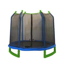 Upper Bounce Indoor/Outdoor Classic Trampoline and Enclosure