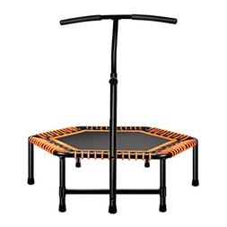 Trampolines Indoor Adult Handle Professional Stretch Aerobic