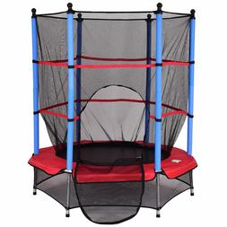 Indoor Outdoor Toddler Small Kids Trampoline Exercise Bounce