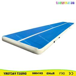 Inflatable Gymnastic Airtrack Tumbling Yoga Air Trampoline T