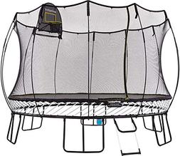 Springfree 13 foot Jumbo Round Smart Trampoline with Safety