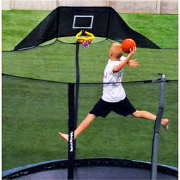 Jump N Jam Basketball Hoop trampoline attachment accessory b