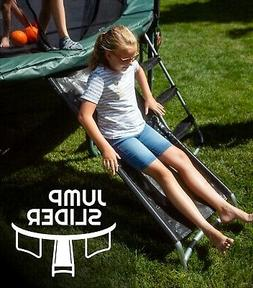 Trampoline Pro Jump Slider | Kid-Friendly Trampoline Access