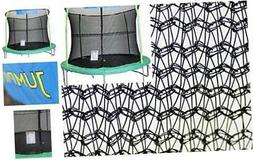 """JumpKing 14' Enclosure Net for 4 Poles for 7"""" Springs with J"""