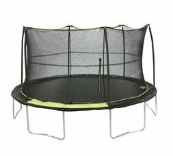 JumpKing 14ft Trampoline Brand New.  Will ship the next busi