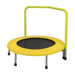 Kids Junior Trampoline Baby Toddler Outdoor Indoor Bouncer w
