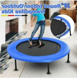 Kids Toy Active 3' Trampoline Burn Off Energy Large Jumping