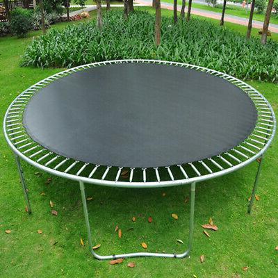 12' 14' Round Trampoline 72-96 Rings 8.5""
