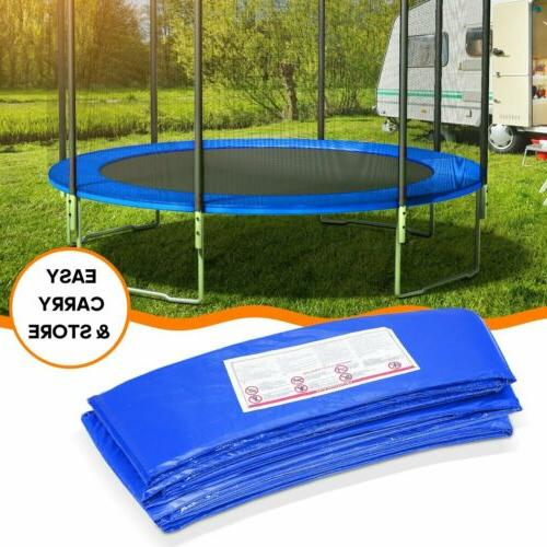 15 FT Trampoline Replacement Safety Pad Spring Round Frame P