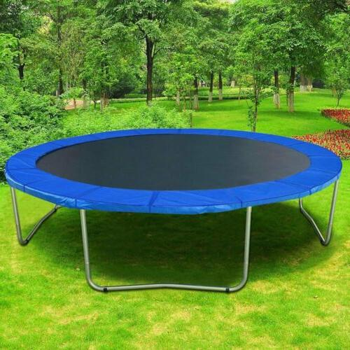 12' 13' 14' 15' Round Trampoline Safety Pad Replacement Fram