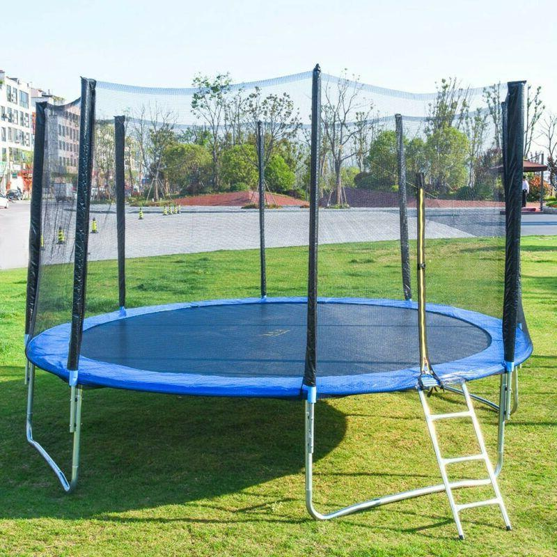 Youth Safety Pad Enclosure Combo Kids