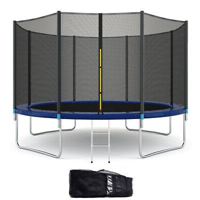12ft all weather trampoline combo bounce jump
