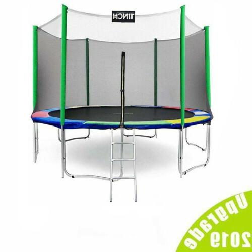 15 ft round trampoline for kids