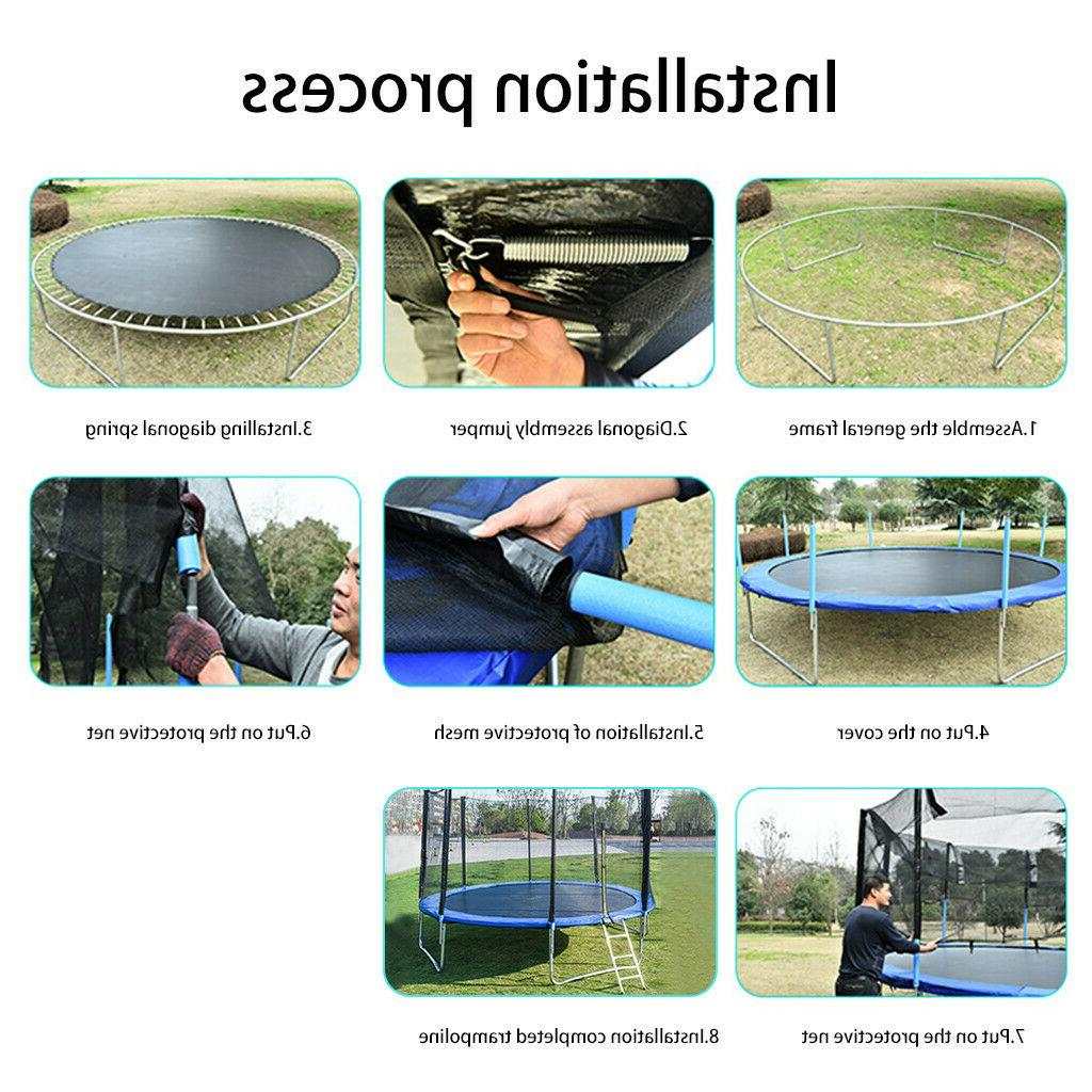 1PC 12FT Bounce Safety Net Funs
