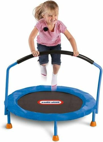 Little Tikes Trampoline with safety