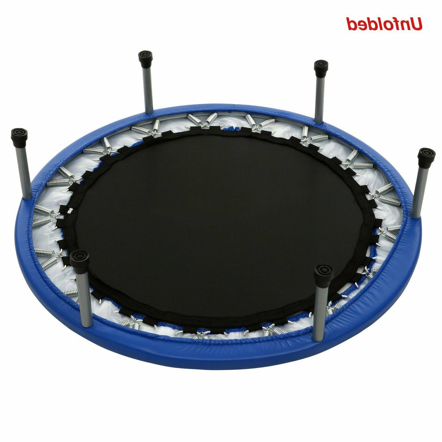 Ancheer Exercise Trampoline Fitness Trampoline Load