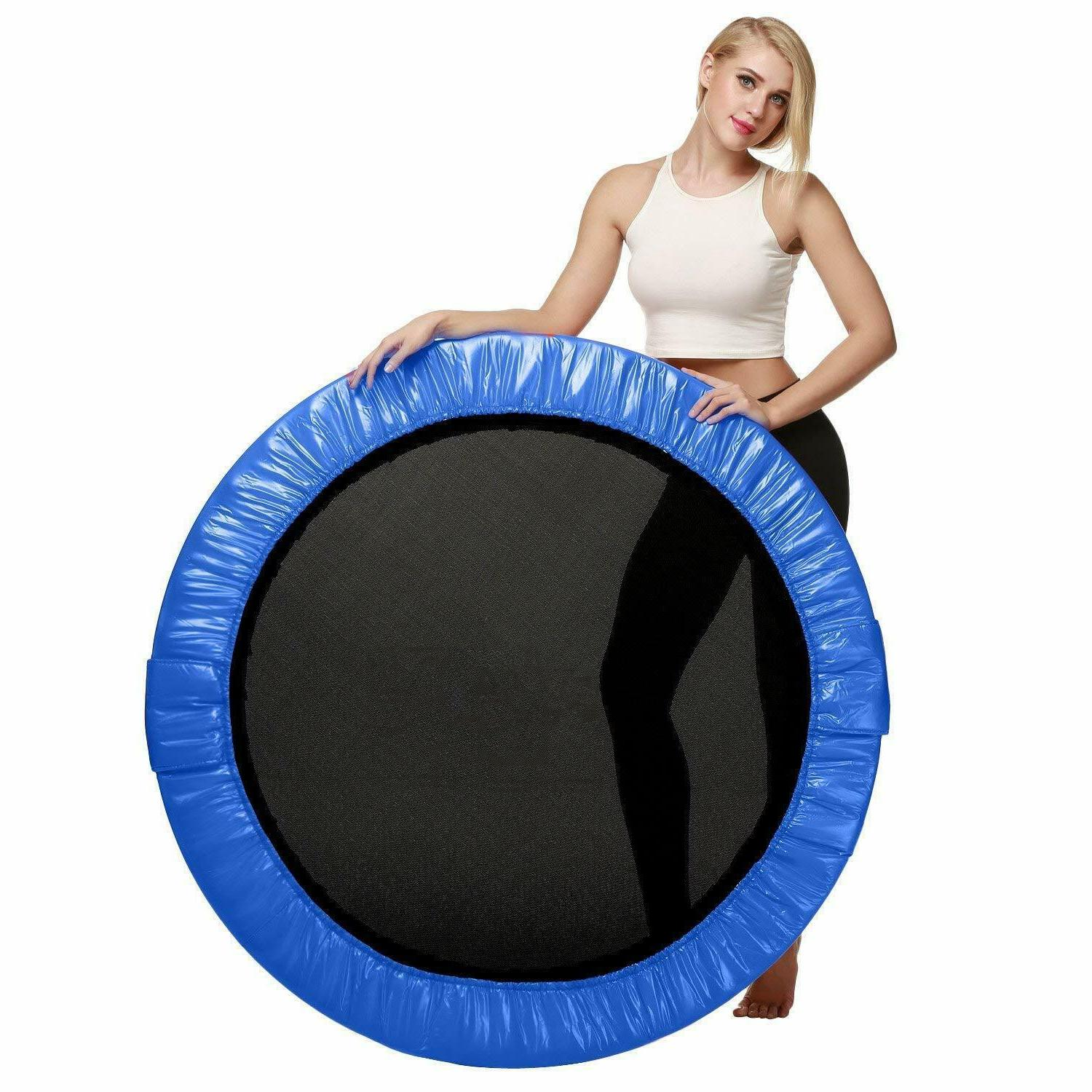 Ancheer 38Inch Trampoline Fitness Load 220LBS