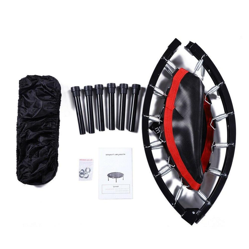40'' Mini Fitness Home Rebounder & Adults