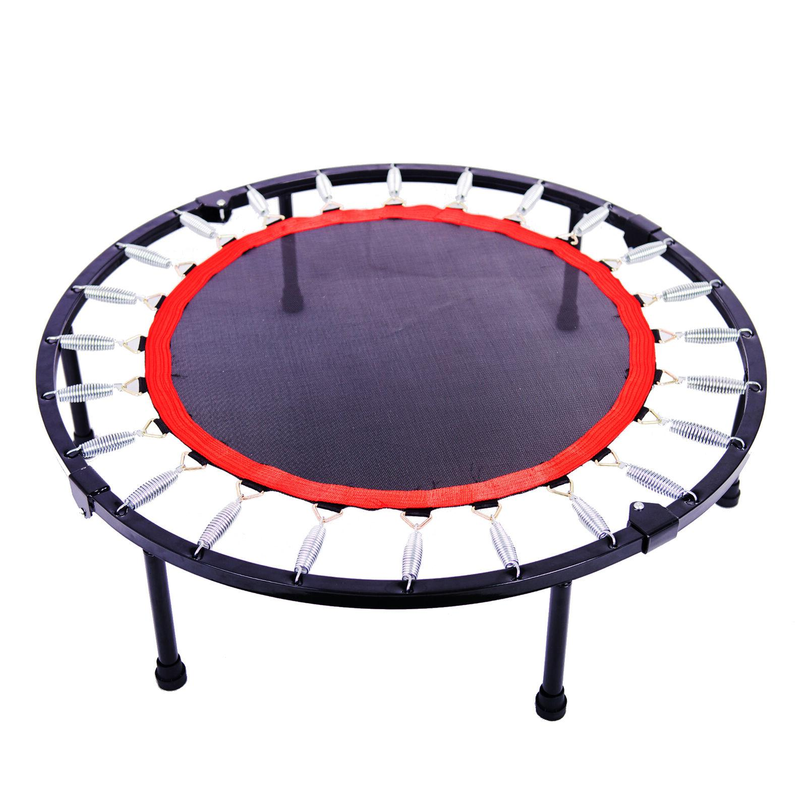 40 Exercise Trampoline Indoor with Safety Pad
