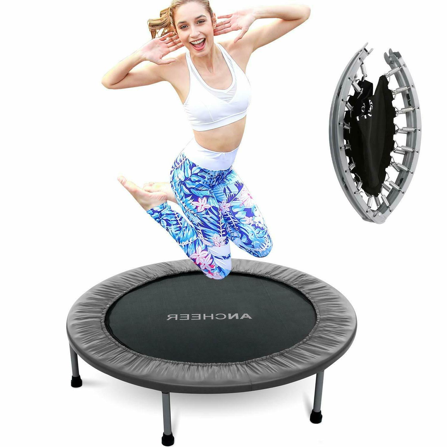 40'' for Foldable Indoor Fitness