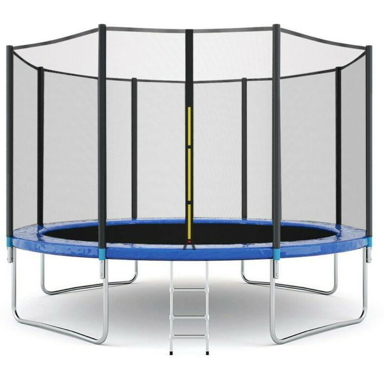 Youth Trampoline 12 FT Exercise Safety Kids