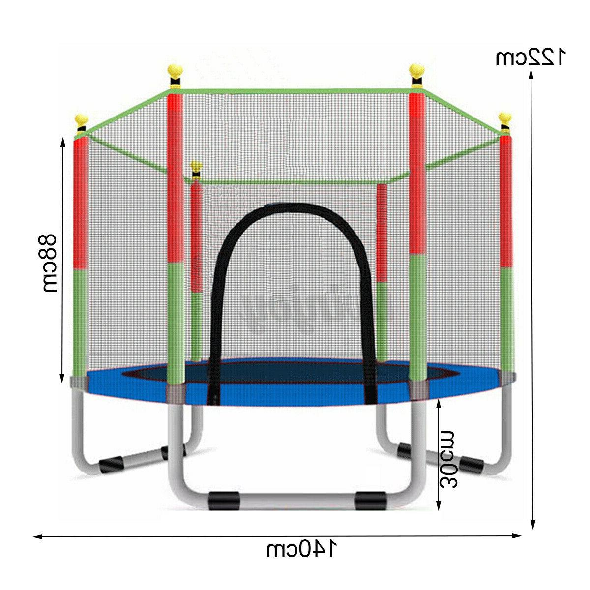 Trampoline Exercise Jumping Pad Indoor US