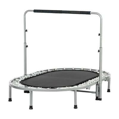 """56"""" Use Trampoline Fitness Exercise Gym Rebounder New"""