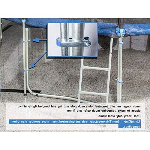 Exacme TUV with Safety Enclosure Net All-in-One Combo Set, 14'