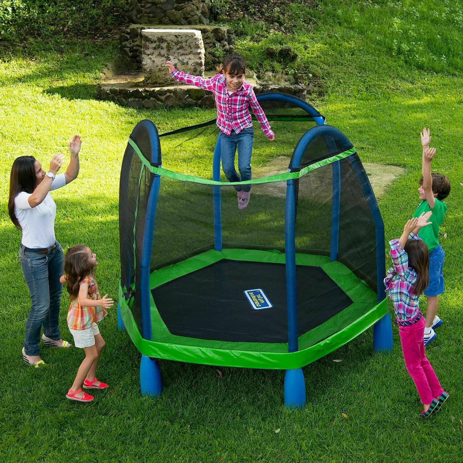 7ft My First Trampoline - Bounce Pro - Brand New - SHIPS OUT