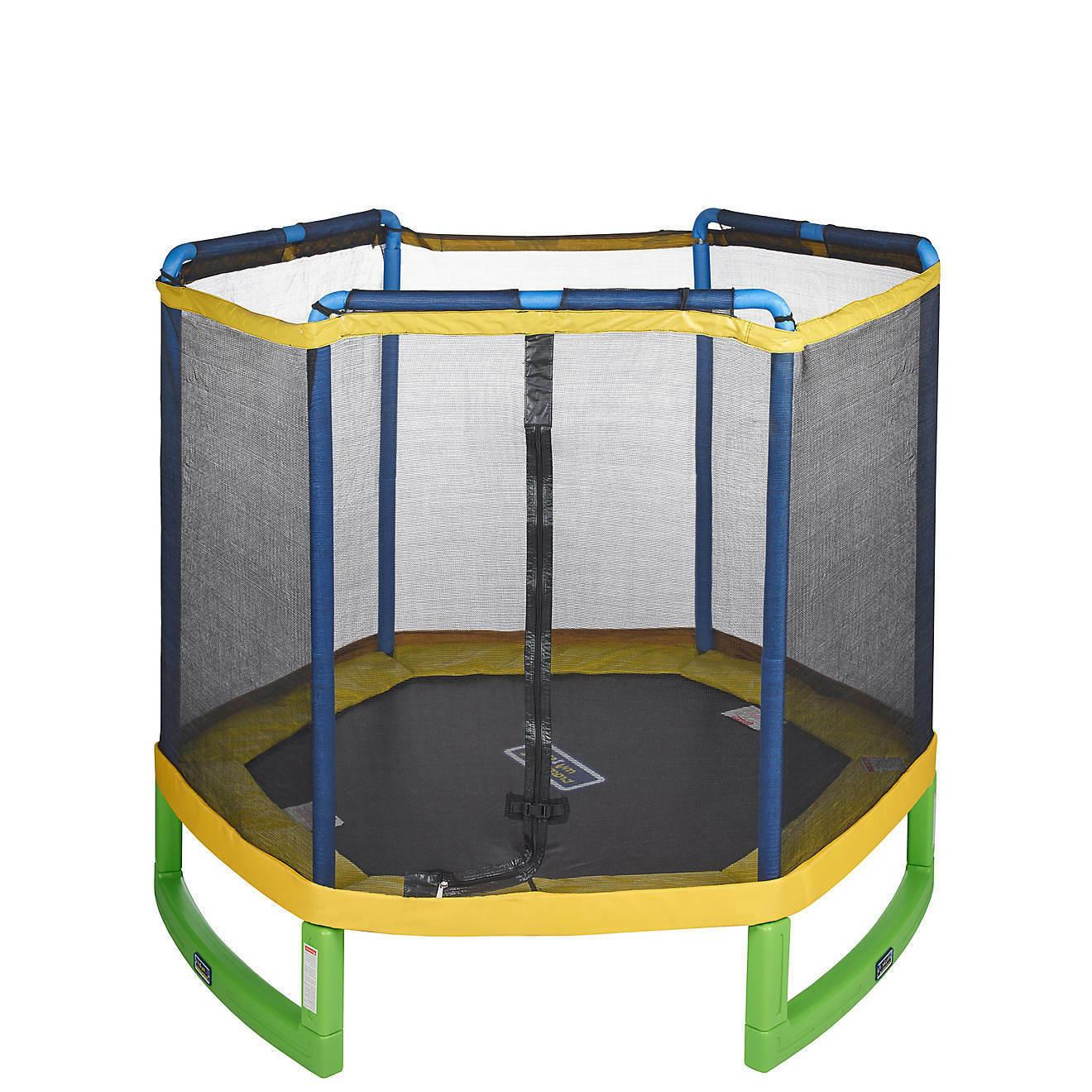 JumpZone ft First Enclosure Bounce Kids