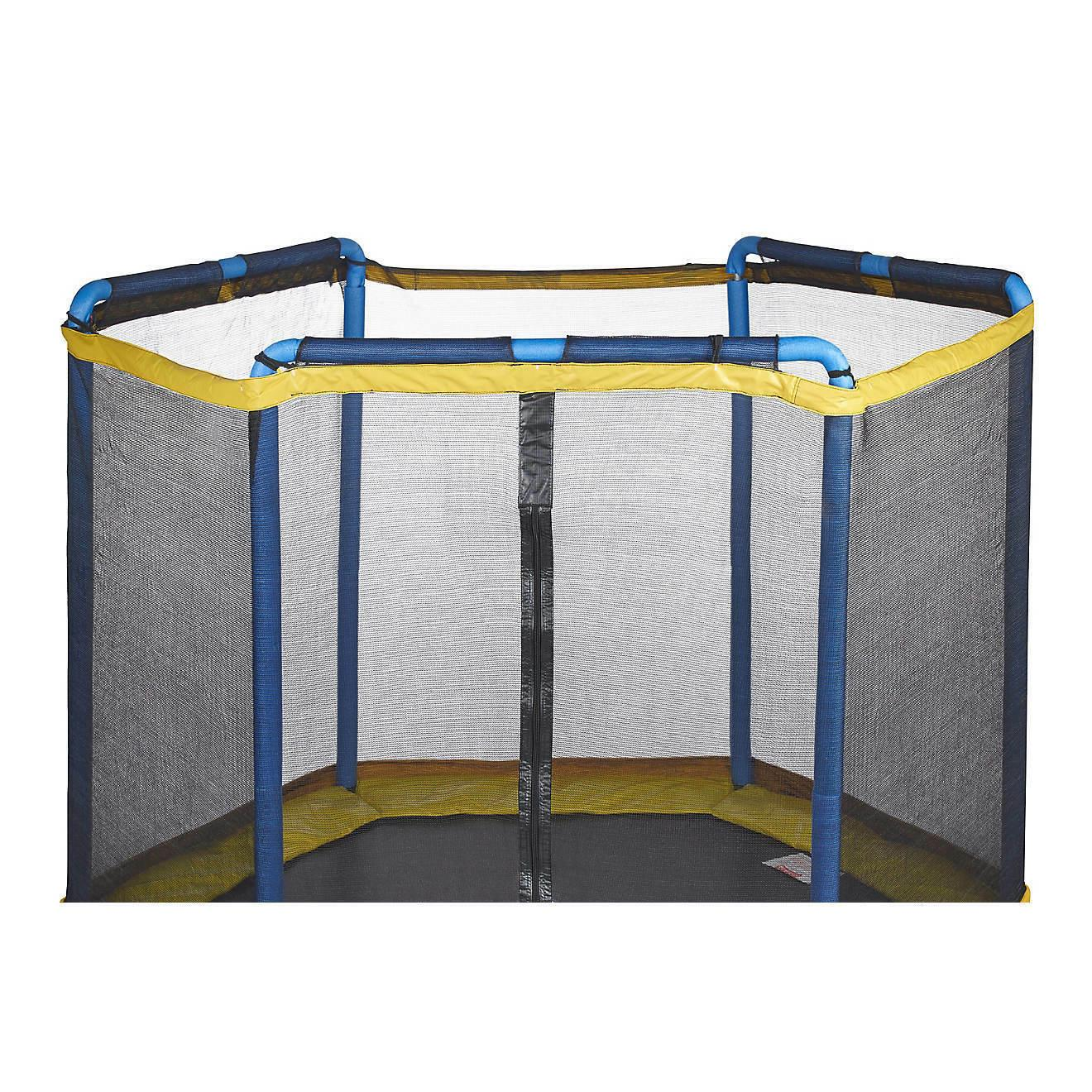 JumpZone ft First Trampoline Top Enclosure Kids