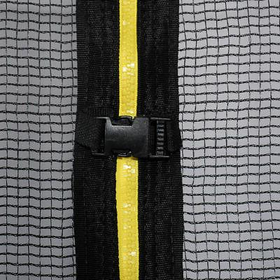 8 Bounce Jump Safety Net W/Spring Pad