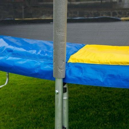 Bounce Trampoline with and Safety