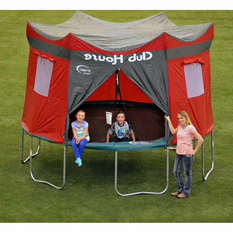 Propel P146TT 14ft Round Clubhouse Kit Cover  *TRAMPOLINE NO