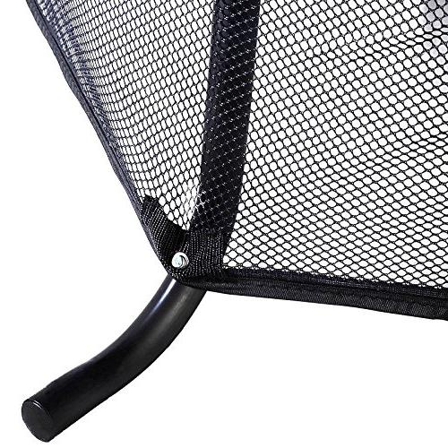 """Exercise 55"""" Youth Jumping Trampoline W/ Safety Pad Enclosure"""
