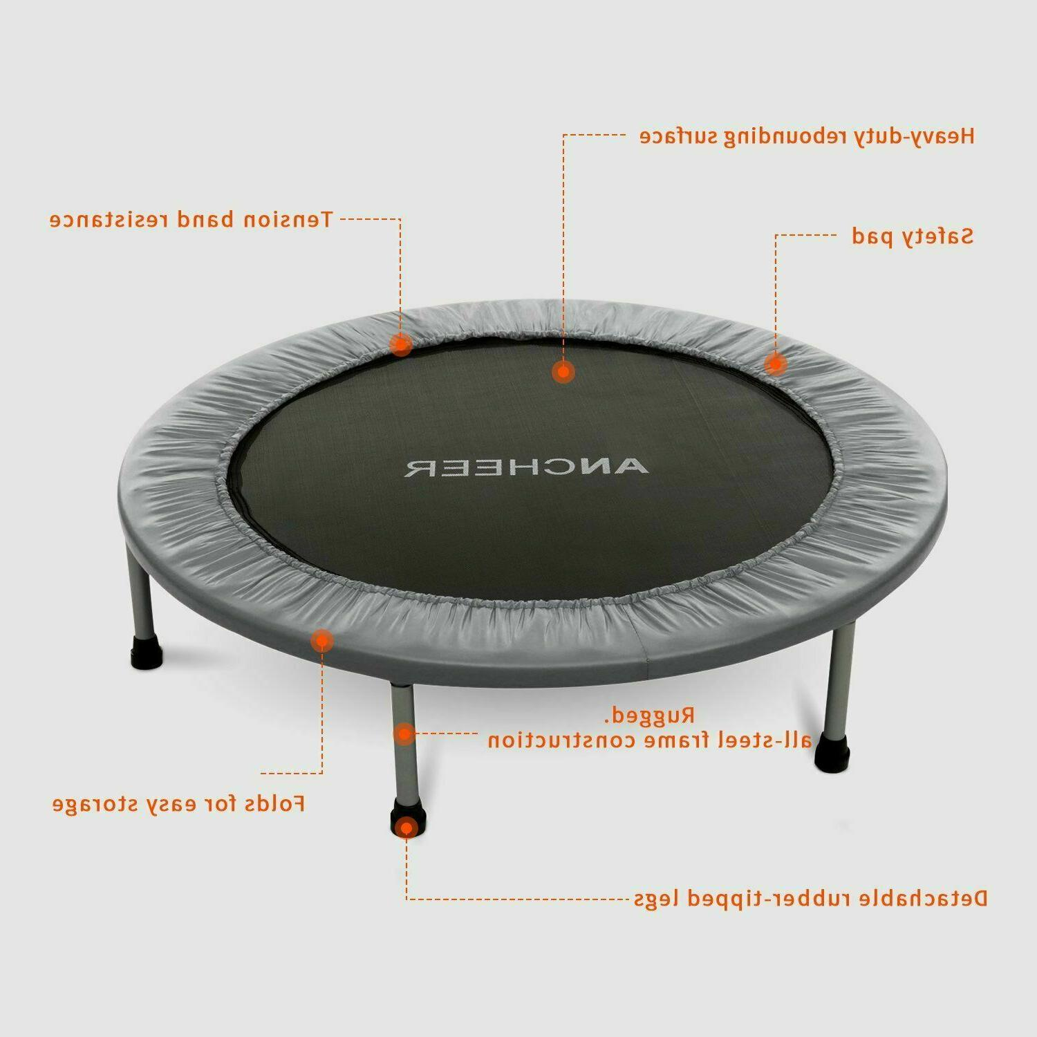 ANCHEER Adults Rebounder 40''