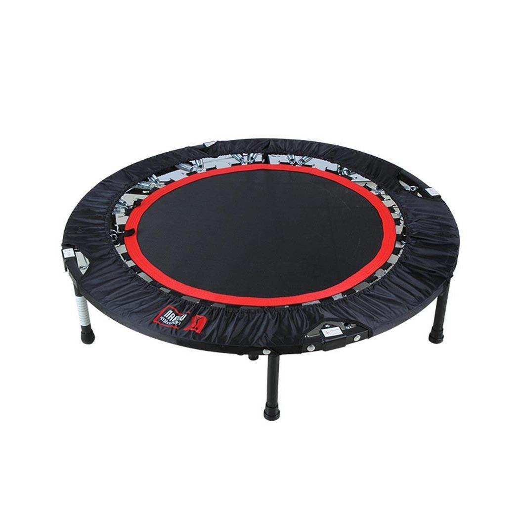 Fitness Workout <font><b>Trampoline</b></font> Kids Jumping Bed Compact and Fitness