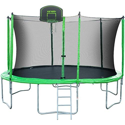 Merax 14' with Safety Hoop &