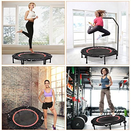 ANCHEER Foldable with Exercise Fitness Workout Training for