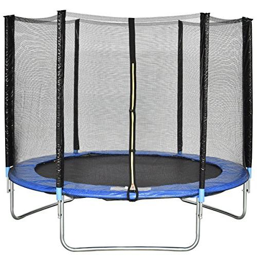 trampoline jump bounce combo round
