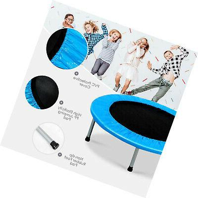 Giantex Mini Trampoline For 38 And