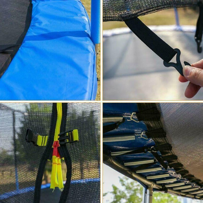 6FT Kids with Outdoor Trampoline