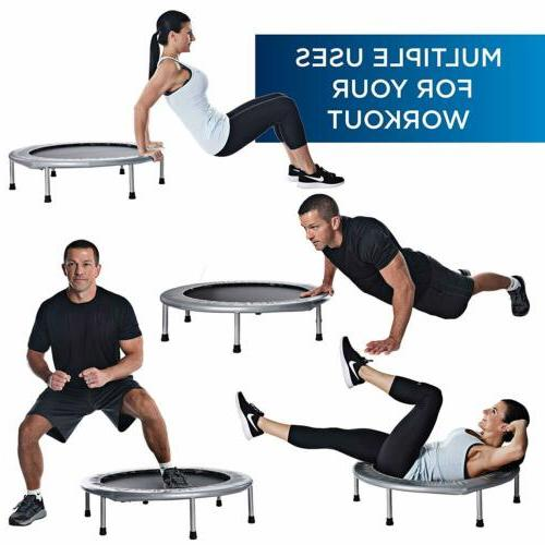 Marcy Trampoline Cardio with Handle ASG-40