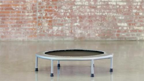 Marcy Trampoline with Handle