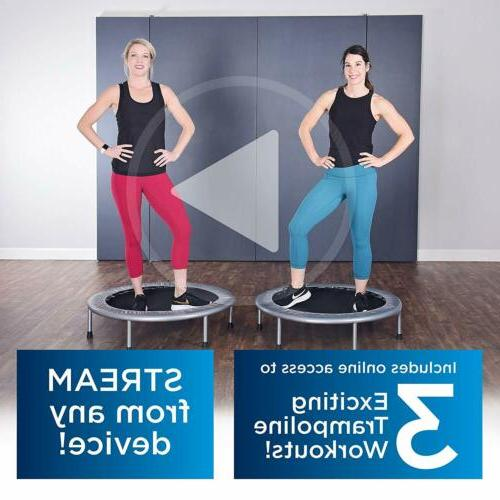 Marcy Trampoline Trainer with ASG-40