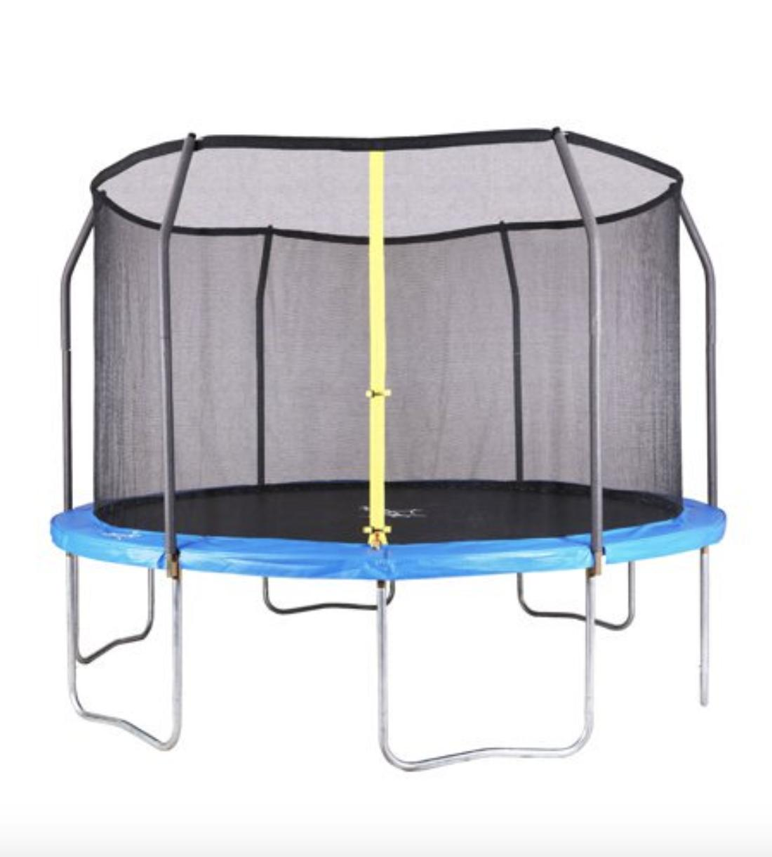 mat only airzone trampoline 14 round replacement