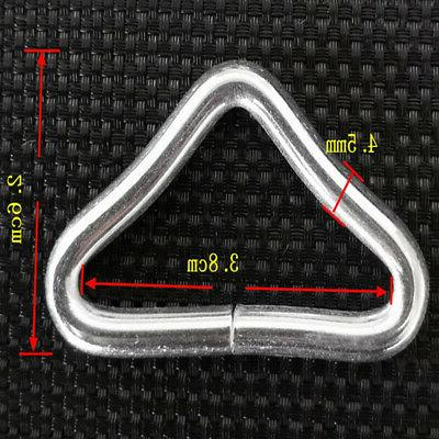 For Trampoline Mesh Replacement 50pcs - Hook Accessories Equipment
